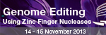EMBL Conference: Genome Editing Using Zinc Finger Nucleases